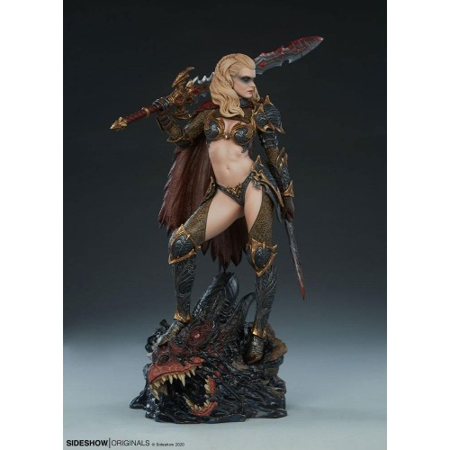 Sideshow Originals Statue Dragon Slayer: Warrior Forged in Flame 47 cm Sideshow Collectibles - 11