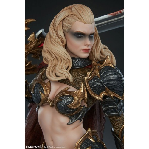Sideshow Originals Statue Dragon Slayer: Warrior Forged in Flame 47 cm Sideshow Collectibles - 12