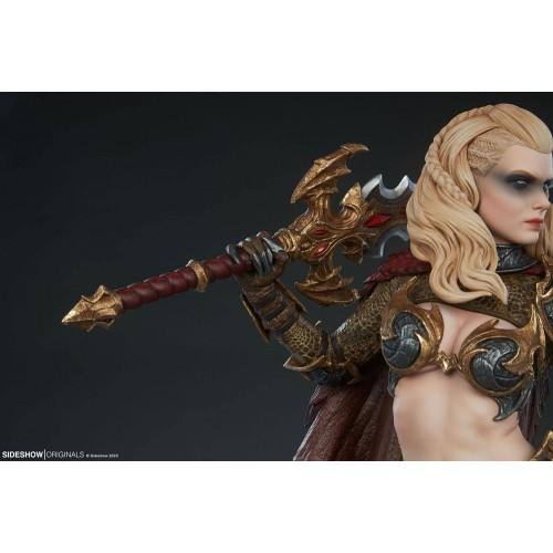 Sideshow Originals Statue Dragon Slayer: Warrior Forged in Flame 47 cm Sideshow Collectibles - 17