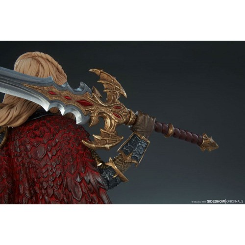Sideshow Originals Statue Dragon Slayer: Warrior Forged in Flame 47 cm Sideshow Collectibles - 18