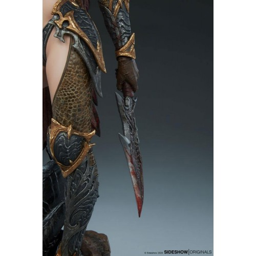 Sideshow Originals Statue Dragon Slayer: Warrior Forged in Flame 47 cm Sideshow Collectibles - 19