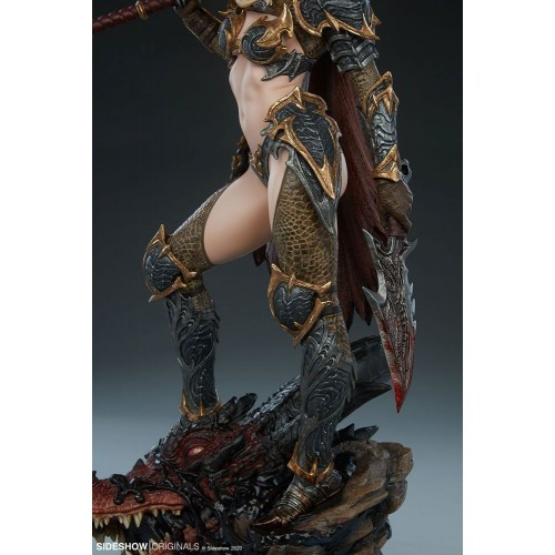 Sideshow Originals Statue Dragon Slayer: Warrior Forged in Flame 47 cm Sideshow Collectibles - 20