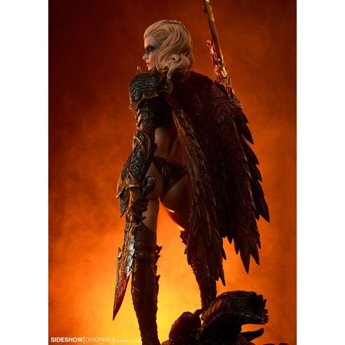 Sideshow Originals Statue Dragon Slayer: Warrior Forged in Flame 47 cm Sideshow Collectibles - 23