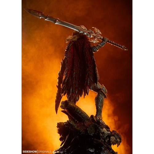 Sideshow Originals Statue Dragon Slayer: Warrior Forged in Flame 47 cm Sideshow Collectibles - 24