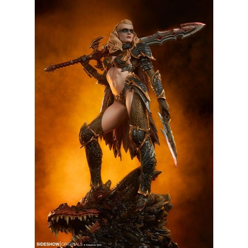 Sideshow Originals Statue Dragon Slayer: Warrior Forged in Flame 47 cm Sideshow Collectibles - 25