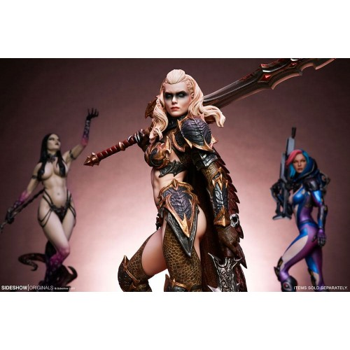 Sideshow Originals Statue Dragon Slayer: Warrior Forged in Flame 47 cm Sideshow Collectibles - 26