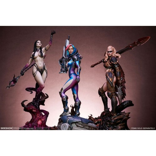 Sideshow Originals Statue Dragon Slayer: Warrior Forged in Flame 47 cm Sideshow Collectibles - 27