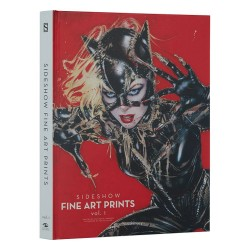 Sideshow Collectibles Book Fine Art Prints Vol. 1 Sideshow Collectibles - 1