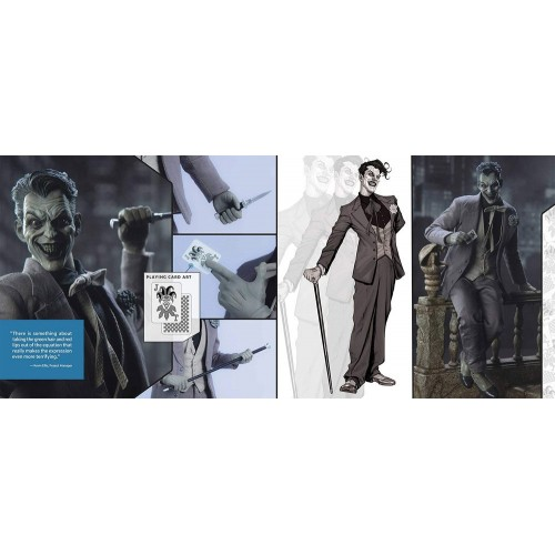 Sideshow Collectibles Book DC: Collecting the Multiverse - The Art of Sideshow Sideshow Collectibles - 3