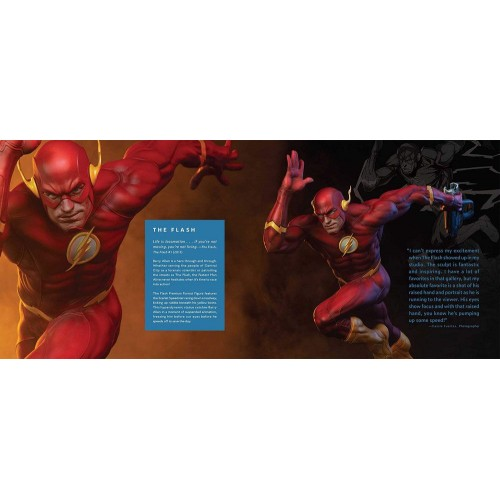 Sideshow Collectibles Book DC: Collecting the Multiverse - The Art of Sideshow Sideshow Collectibles - 5