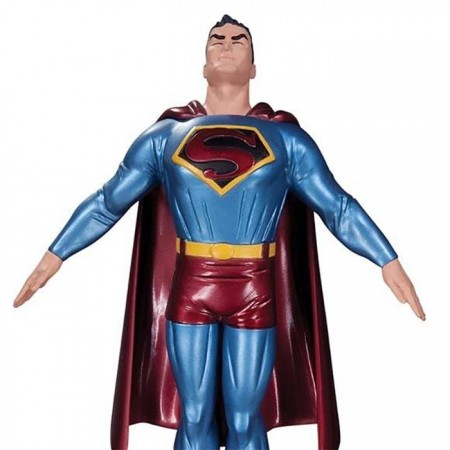 Superman Man of Steel Statue by Darwyn Cooke 17cm DC Collectibles - 1