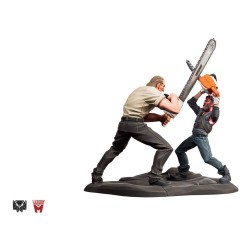 Mandy Statue Chainsaw Battle 25 cm Level52 Studio - 2