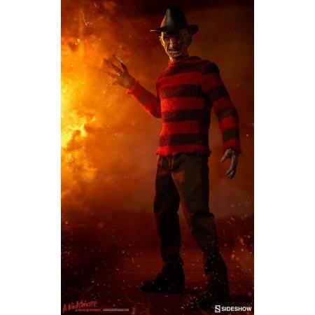 Nightmare on Elm Street 3 Dream Warriors Action Figure 1/6 Freddy Krueger 30 cm Sideshow Collectibles - 1