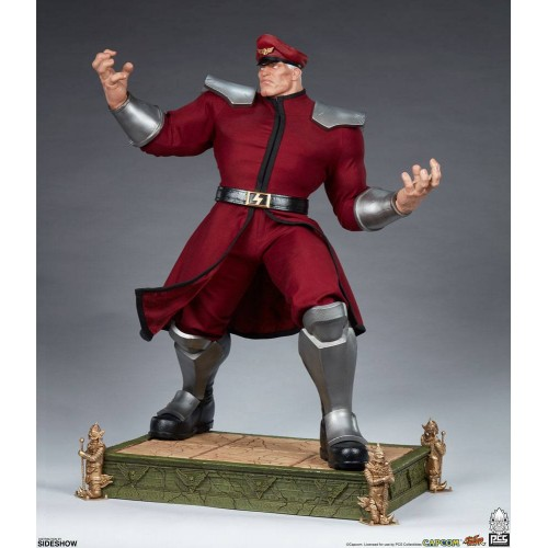 Street Fighter Statue 1/3 M. Bison 74 cm PCS - 3