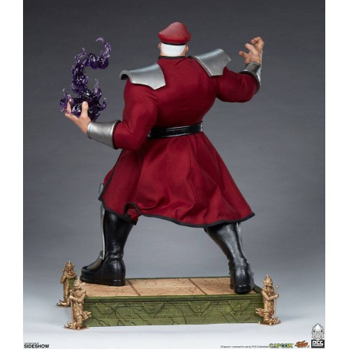 Street Fighter Statue 1/3 M. Bison 74 cm PCS - 8