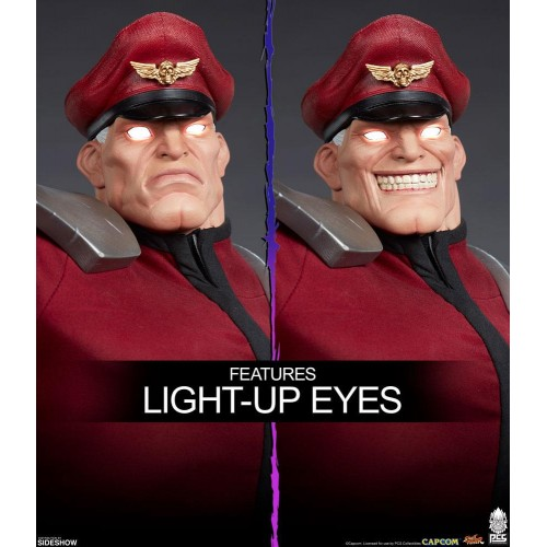 Street Fighter Statue 1/3 M. Bison 74 cm PCS - 11