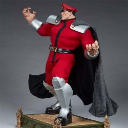 Street Fighter Statue 1/3 M. Bison Alpha 74 cm PCS - 1