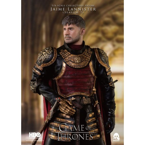 Game of Thrones Action Figure 1/6 Jaime Lannister 31 cm ThreeZero - 3