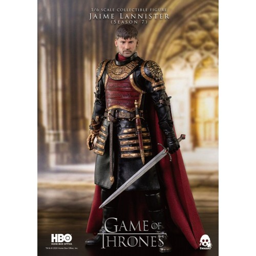 Game of Thrones Action Figure 1/6 Jaime Lannister 31 cm ThreeZero - 4