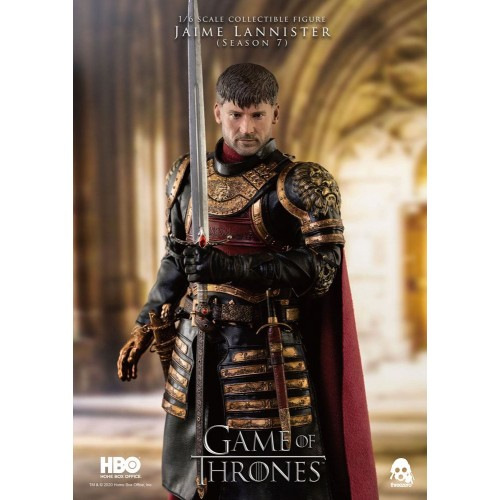 Game of Thrones Action Figure 1/6 Jaime Lannister 31 cm ThreeZero - 5