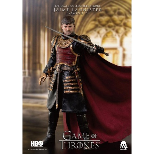Game of Thrones Action Figure 1/6 Jaime Lannister 31 cm ThreeZero - 6