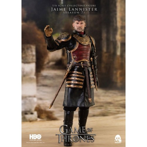 Game of Thrones Action Figure 1/6 Jaime Lannister 31 cm ThreeZero - 7