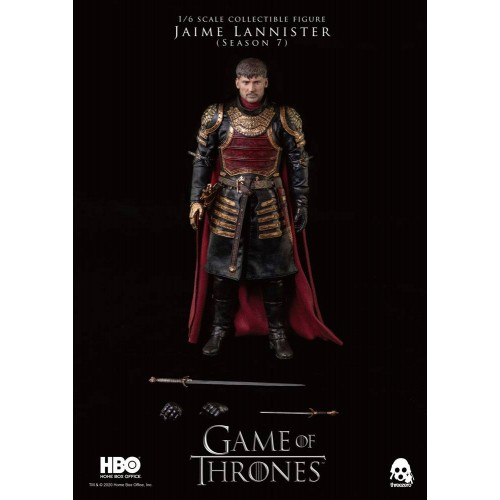 Game of Thrones Action Figure 1/6 Jaime Lannister 31 cm ThreeZero - 8