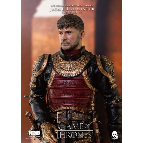 Game of Thrones Action Figure 1/6 Jaime Lannister 31 cm ThreeZero - 9