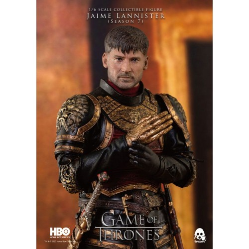 Game of Thrones Action Figure 1/6 Jaime Lannister 31 cm ThreeZero - 10