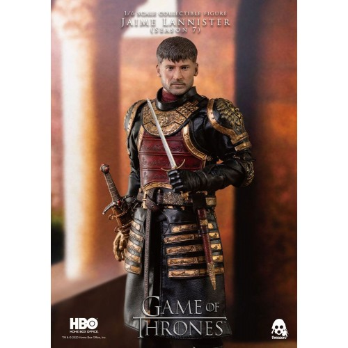 Game of Thrones Action Figure 1/6 Jaime Lannister 31 cm ThreeZero - 11