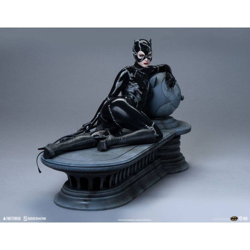 Batman Returns Maquette 1/4 Catwoman 34 cm Tweeterhead - 8