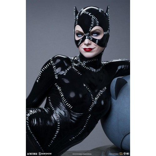 Batman Returns Maquette 1/4 Catwoman 34 cm Tweeterhead - 10