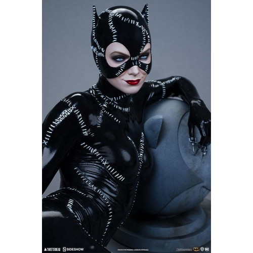 Batman Returns Maquette 1/4 Catwoman 34 cm Tweeterhead - 12