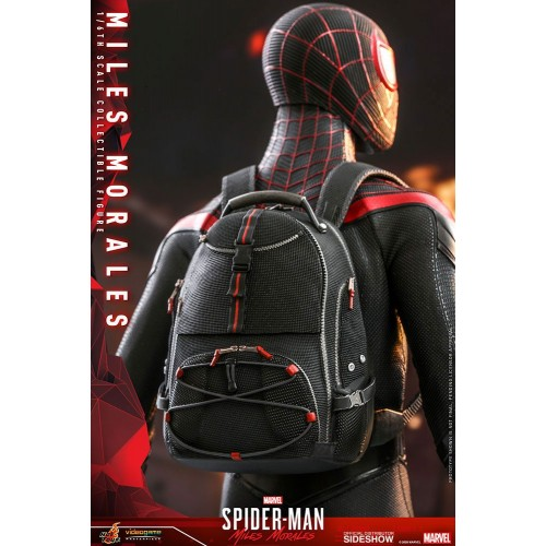 Marvel's Spider-Man: Miles Morales Video Game Action Figure 1/6 Miles Morales 30 cm Hot Toys - 12