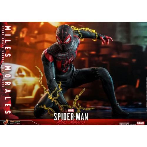 Marvel's Spider-Man: Miles Morales Video Game Action Figure 1/6 Miles Morales 30 cm Hot Toys - 16