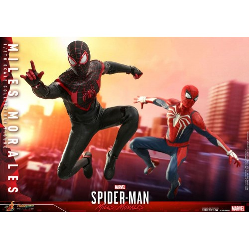 Marvel's Spider-Man: Miles Morales Video Game Action Figure 1/6 Miles Morales 30 cm Hot Toys - 17
