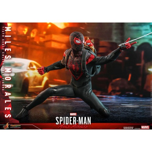 Marvel's Spider-Man: Miles Morales Video Game Action Figure 1/6 Miles Morales 30 cm Hot Toys - 18