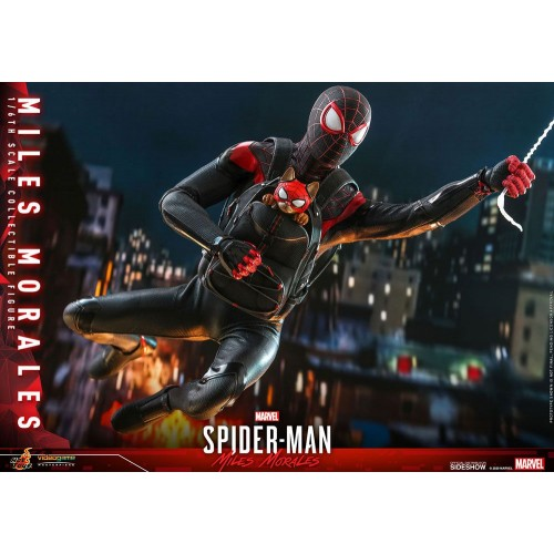 Marvel's Spider-Man: Miles Morales Video Game Action Figure 1/6 Miles Morales 30 cm Hot Toys - 19