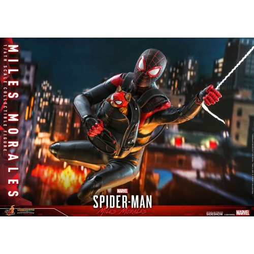 Marvel's Spider-Man: Miles Morales Video Game Action Figure 1/6 Miles Morales 30 cm Hot Toys - 20
