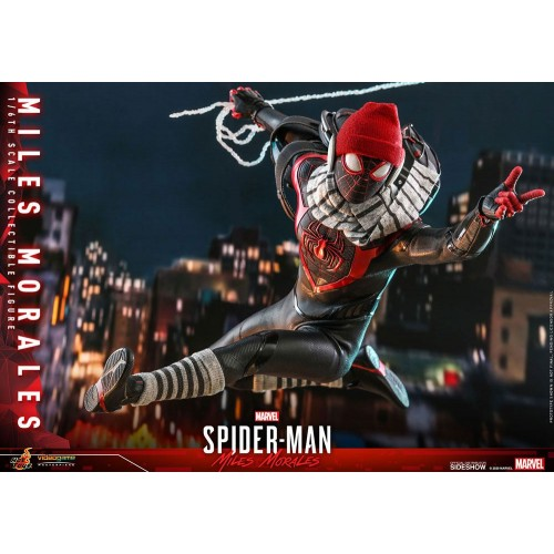 Marvel's Spider-Man: Miles Morales Video Game Action Figure 1/6 Miles Morales 30 cm Hot Toys - 22
