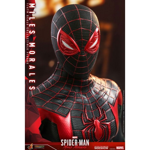 Marvel's Spider-Man: Miles Morales Video Game Action Figure 1/6 Miles Morales 30 cm Hot Toys - 23