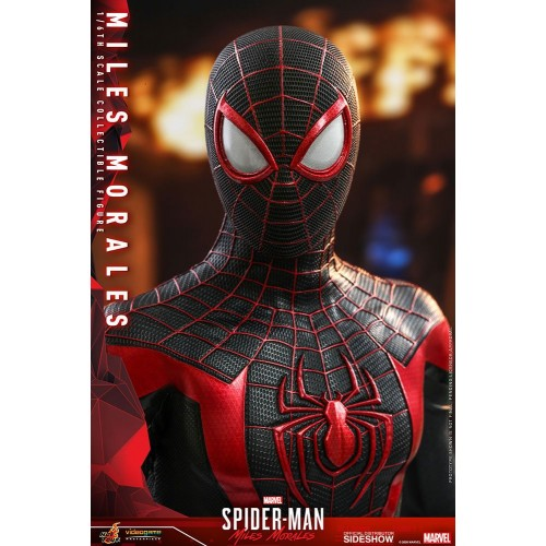 Marvel's Spider-Man: Miles Morales Video Game Action Figure 1/6 Miles Morales 30 cm Hot Toys - 25