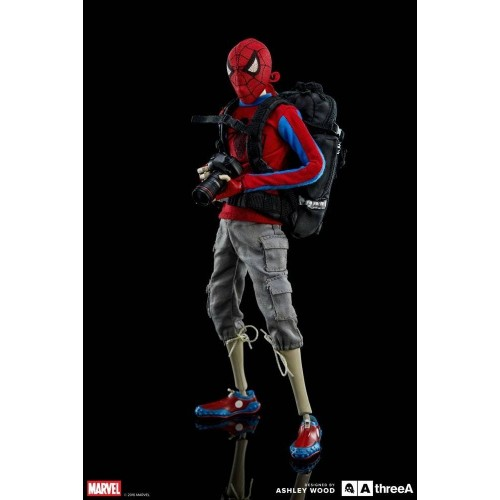 3A Action Figure 2-Pack Peter Parker & Spider-Man Classic Edition 25 - 38 cm 3A - 3