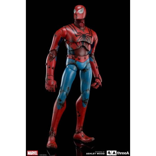 3A Action Figure 2-Pack Peter Parker & Spider-Man Classic Edition 25 - 38 cm 3A - 2