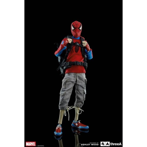 3A Action Figure 2-Pack Peter Parker & Spider-Man Classic Edition 25 - 38 cm 3A - 5