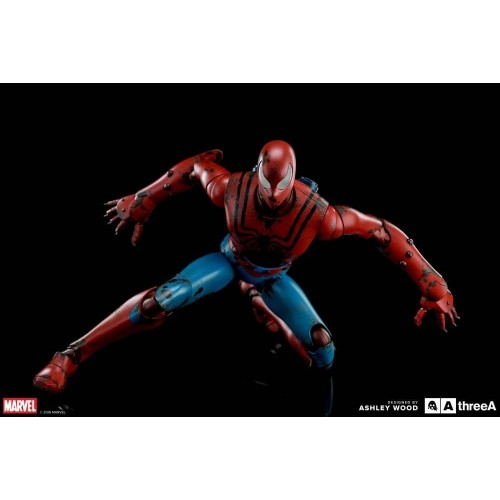3A Action Figure 2-Pack Peter Parker & Spider-Man Classic Edition 25 - 38 cm 3A - 6