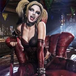 Batman Arkham City Statue 1/3 Harley Quinn 58 cm Prime 1 Studio - 1