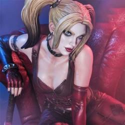Batman Arkham City Statue 1/3 Harley Quinn Deluxe Bonus Version 58 cm Prime 1 Studio - 1