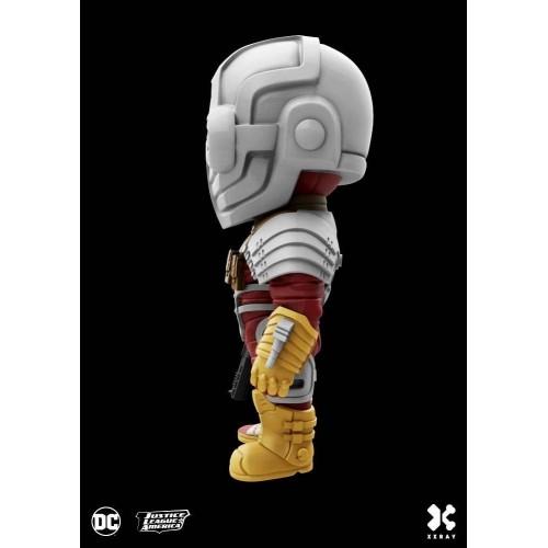 DC Comics XXRAY Deluxe Figure Wave 4 Deadshot 10 cm Mighty Jaxx - 3