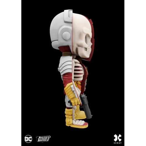 DC Comics XXRAY Deluxe Figure Wave 4 Deadshot 10 cm Mighty Jaxx - 5